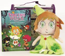 Libros feministas para niñas, niños y jóvenes | Pack Princesas Dragón Nuna