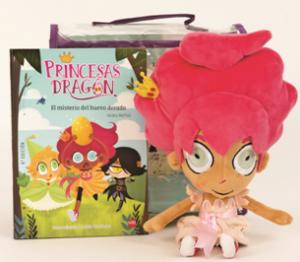 Libros feministas para niñas, niños y jóvenes | Pack Princesas dragón Bamba