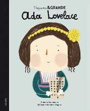 Libros feministas para niñas, niños y jóvenes | Pequeña & Grande Ada Lovelace