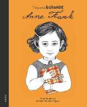 Libros feministas para niñas, niños y jóvenes | Pequeña & Grande Anne Frank