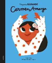 Libros feministas para niñas, niños y jóvenes | Pequeña & Grande Carmen Amaya