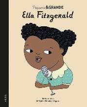 Libros feministas para niñas, niños y jóvenes | Pequeña & Grande Ella Fitzgerald