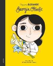 Libros feministas para niñas, niños y jóvenes | Pequeña & Grande Georgia O'Keeffe