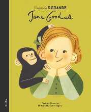Libros feministas para niñas, niños y jóvenes | Pequeña & Grande Jane Goodall