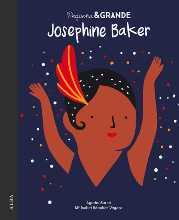 Libros feministas para niñas, niños y jóvenes | Pequeña & Grande Josephine Baker