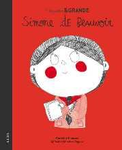 Libros feministas para niñas, niños y jóvenes | Pequeña & Grande Simone de Beauvoir