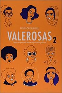 Libros feministas para niñas, niños y jóvenes | Valerosas 2