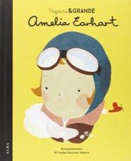 Libros feministas para niñas, niños y jóvenes | Pequeña & Grande Amelia Earhart
