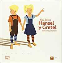 Libros feministas para niñas, niños y jóvenes | Érase dos veces Hansel y Gretel
