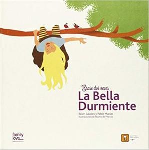 Libros feministas para niñas, niños y jóvenes | Érase dos veces la Bella Durmiente