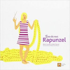 Libros feministas para niñas, niños y jóvenes | Érase dos veces Rapunzel