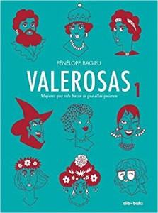 Libros feministas para niñas, niños y jóvenes | Valerosas 1