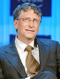 Personas famosas que han reconocido tener TDAH | Bill Gates - Cofundador de Microsoft