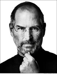 Personas famosas que han reconocido tener TDAH | Steve Jobs - Cofundador y presidente ejecutivo de Apple