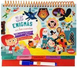 Juegos de ingenio para niños | 25 enigmas en los cuentos