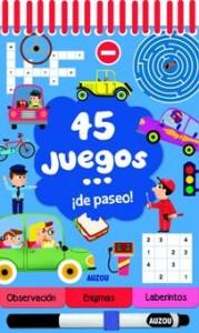 Juegos de ingenio para niños | 45 juegos ¡de paseo!