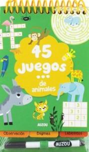 Juegos de ingenio para niños | 45 juegos de animales