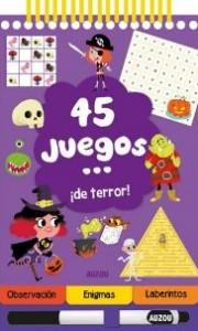 Juegos de ingenio para niños | 45 juegos de terror