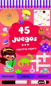 Juegos de ingenio para niños | 45 juegos mientras espero