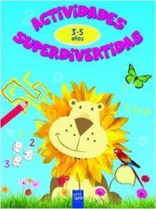 Juegos de ingenio para niños | Actividades superdivertidas. 3-5 años. Colores-Números-Formas-Cenefas