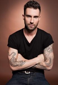 Personas famosas que han reconocido tener TDAH | Adam Levine - Vocalista de Maroon 5