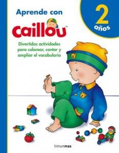 Juegos de ingenio para niños | Aprende con Caillou +2