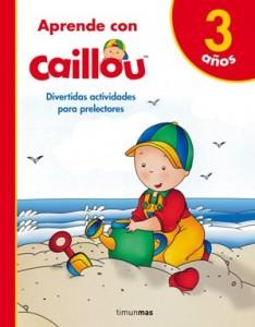 Juegos de ingenio para niños | Aprende con Caillou +3