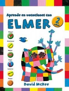 Juegos de ingenio para niños | Aprende en vacaciones con Elmer - 2 años