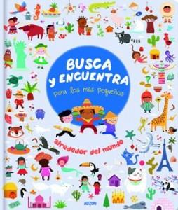 Juegos de ingenio para niños | Busca y encuentra para los más pequeños. Alrededor del mundo