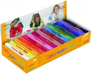 Manualidades con plastilina para niños | caja de 15 unidades de colores surtidos