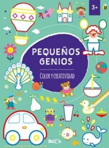 Juegos de ingenio para niños | Color y creatividad (Pequeños genios)
