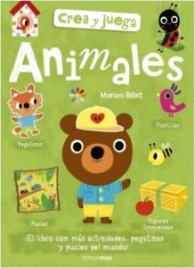 Juegos de ingenio para niños | Crea y juega. Animales