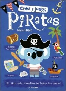 Juegos de ingenio para niños | Crea y juega. Piratas