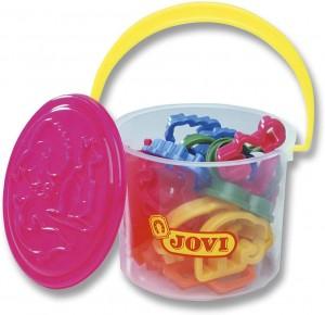 Manualidades con plastilina para niños | Cubo con 24 moldes surtidos