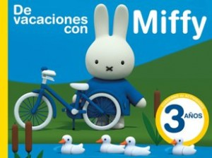 Juegos de ingenio para niños | De vacaciones con Miffy - 3 años