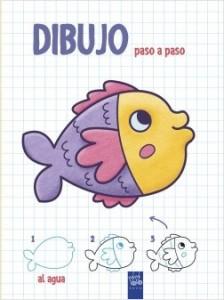 Juegos de ingenio para niños | Dibujo paso a paso. Al agua