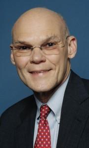 Personas famosas que han reconocido tener TDAH | James Carville - Consultor político y comentarista