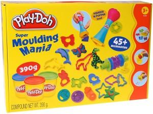 Manualidades con plastilina para niños | Juego de plastilina Molding Mania