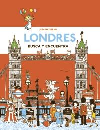 Juegos de ingenio para niños | Londres. Busca y encuentra