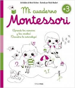 Juegos de ingenio para niños | Mi cuaderno Montessori +3
