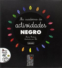 Juegos de ingenio para niños | Mi cuaderno de actividades negro
