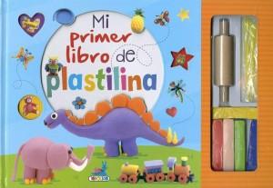 Manualidades con plastilina para niños | Mi primer libro de plastilina