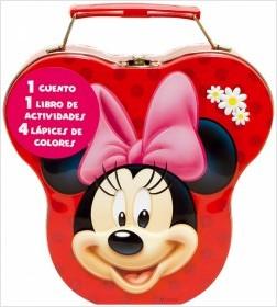 Juegos de ingenio para niños | Minnie Mouse. Cajita metálica
