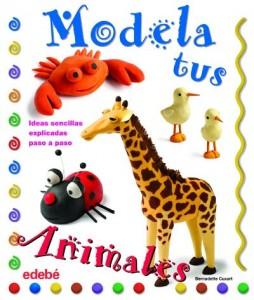 Manualidades con plastilina para niños | Modela tus animales