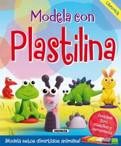 Manualidades con plastilina para niños | Modela con plastilina