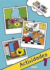 Juegos de ingenio para niños | Mr. Men & Little Miss – Actividades 1