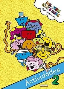 Juegos de ingenio para niños | Mr. Men & Little Miss - Actividades 2