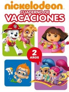 Juegos de ingenio para niños | Nickelodeon. Cuaderno de vacaciones - 2 años