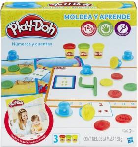 Manualidades con plastilina para niños | Play-Doh. Aprende a contar