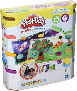 Manualidades con plastilina para niños | Play-Doh. Pack de actividades